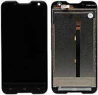 Дисплей (экран) для телефона Blackview BV5000, GoClever Quantum 2500 Rugged + Touchscreen (copy) Black