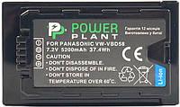 Аккумулятор для видеокамеры Panasonic VW-VBD58 (5200 mAh) CB970087 PowerPlant, фото 1