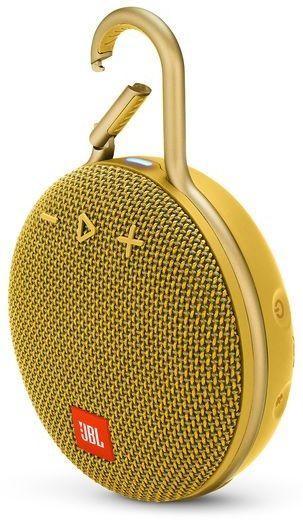Колонки акустические JBL Clip 3 Mustard Yellow