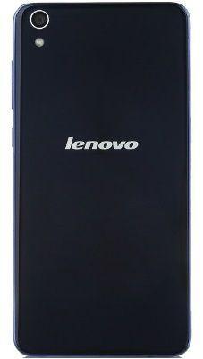 Задняя крышка корпуса Lenovo S850 Black