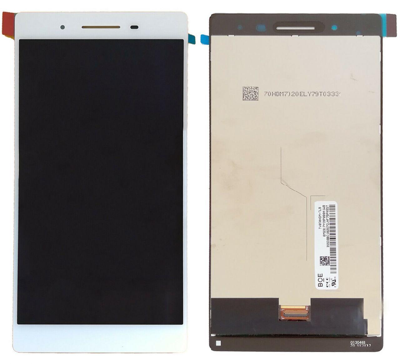 Дисплей для планшета Lenovo Tab 4 7 TB-7504F, TB-7504X LTE + Touchscreen White