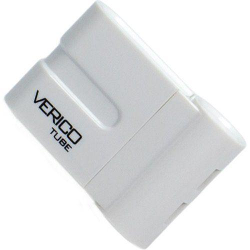 Флешка Verico USB 2.0 64Gb Tube (1UDOV-P8WE63-NN) White