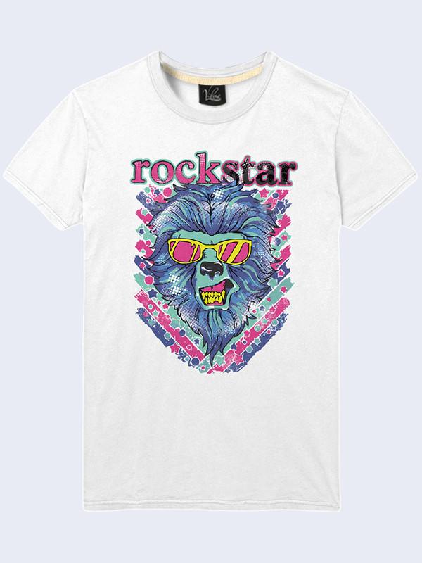 Футболка Я - рок-звезда (Размер: XL(52), Фасон: Мужской)