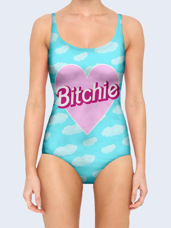 3D купальник Bitchie (Размер: M(46), Фасон: Женский)