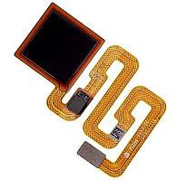Шлейф Xiaomi Redmi 4X со сканером отпечатка пальца Black