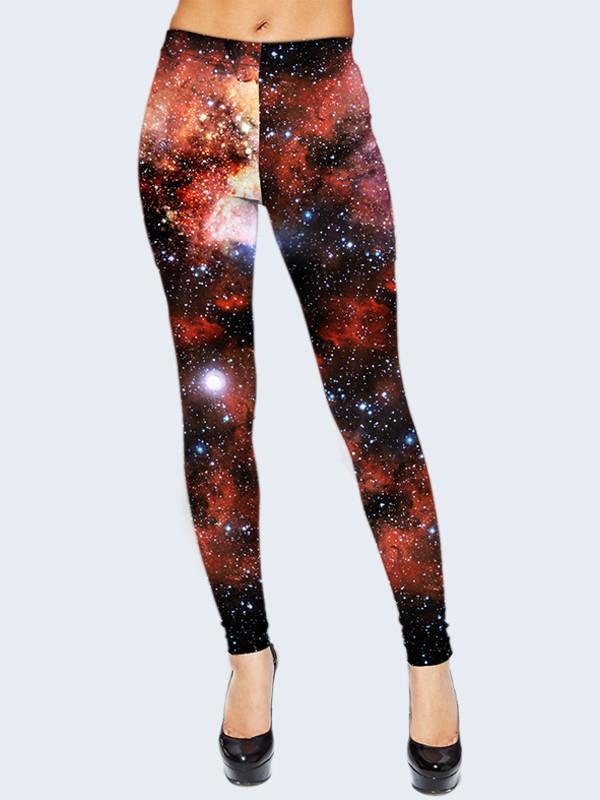 Леггинсы Stars (Размер: S/M(44-46), Фасон: Женский)