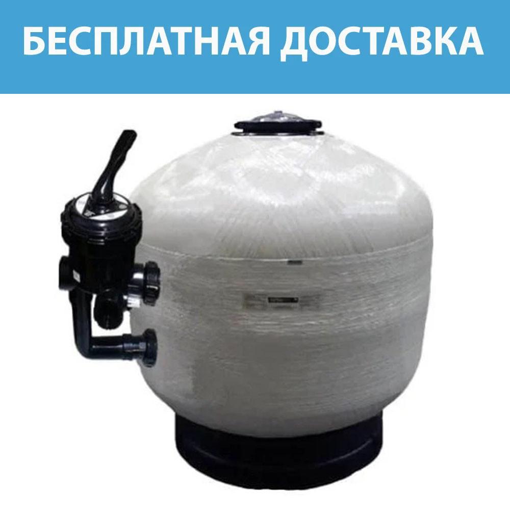 Песочный фильтр Astral Ivory D750 мм, 21 м³/ч, боковое подключение