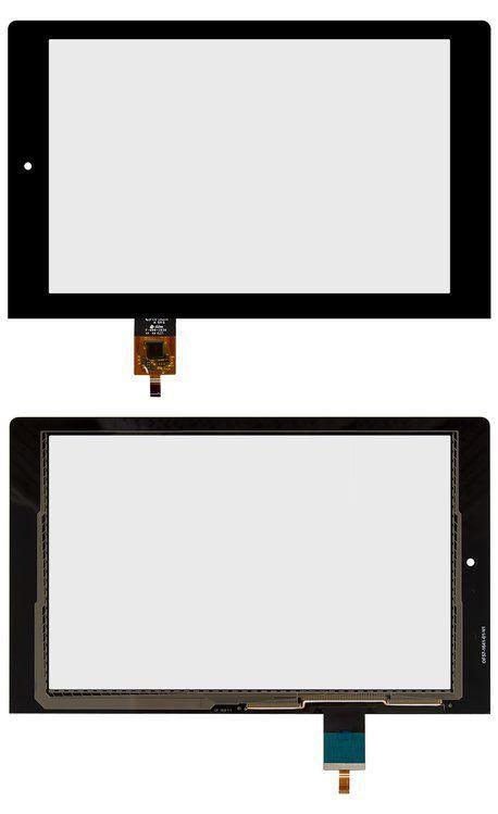 Сенсор (тачскрин) Lenovo Yoga Tablet 2-830 (#MCF-080-1641) Black