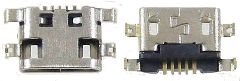Роз'єм зарядки (гніздо) Meizu M5 Note