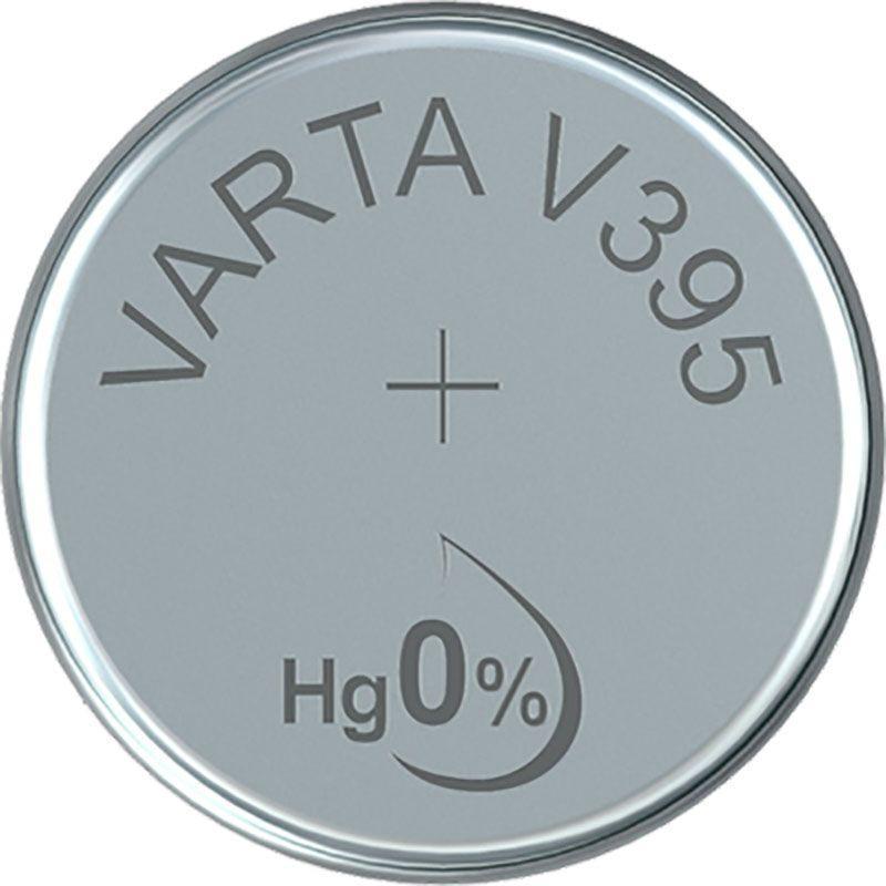 Батарейки Varta SR927SW / V395 / SR57 / D395 / 395 / 199 1шт