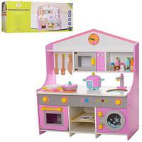 Кухня детская деревянная (аналог KidKraft) арт. 2259