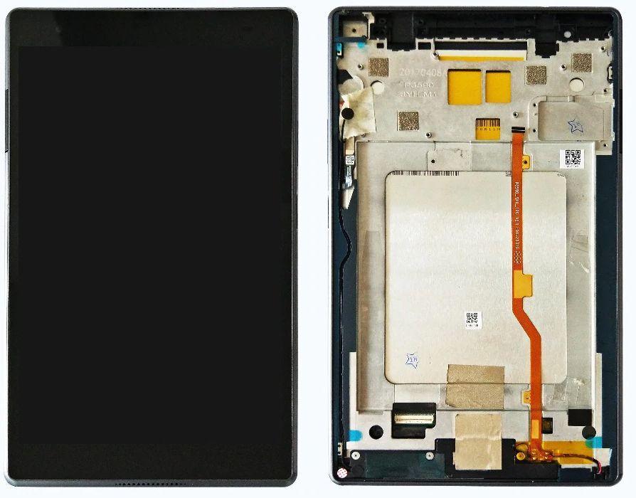 Дисплей для планшета Lenovo Tab 4 8 Plus TB-8704X, TB-8704F, TB-8704N + Touchscreen with frame Black