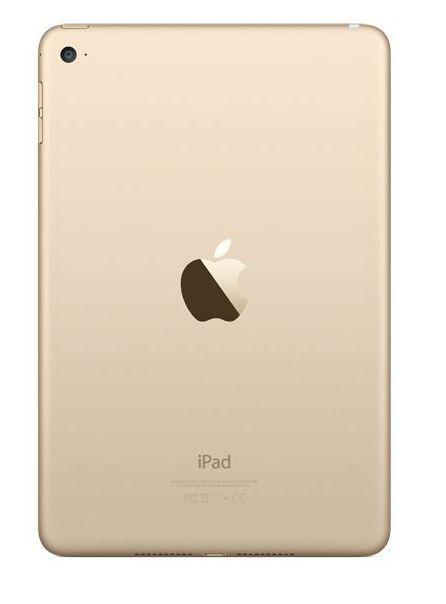 Корпус для планшета Apple iPad mini 4  (версия WiFi) Gold
