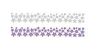 Набор самоклеющихся наклеек на стену Звезды, 100 штук (виниловые звездочки), фото 6