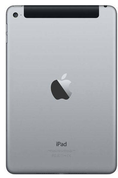 Корпус для планшета Apple iPad mini 4  (версия 3G) Grey