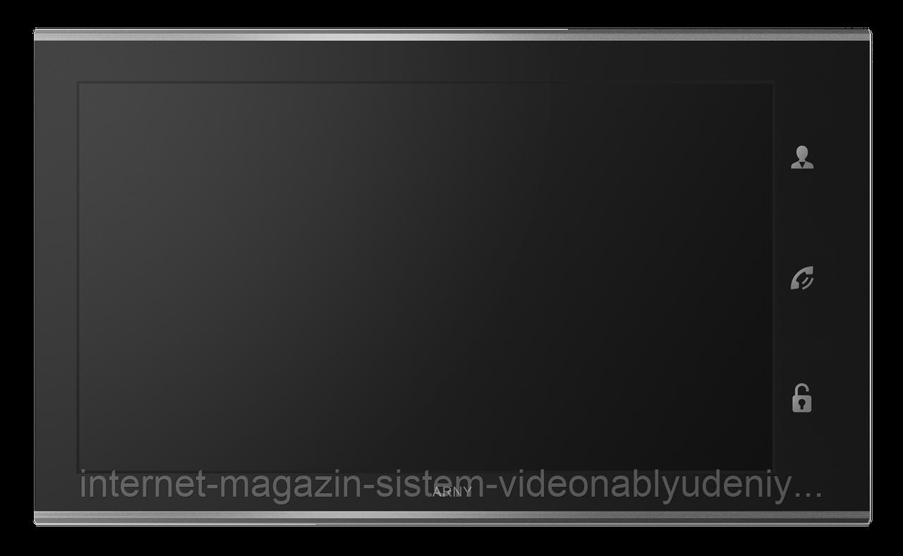 Видеодомофон Arny AVD-1030 Черный