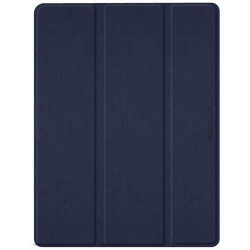 Чехол для планшета Macally Smart Folio Apple iPad 2018 12.9 Blue (BSTANDPRO3L-BL)