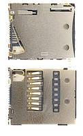 Разъем карты памяти Sony Xperia Z1 Compact Mini D5503 / D5303 T2 Ultra / D5306 / D5322 Dual / C6602 Z / C6603