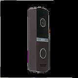 Комплект видеодомофона Arny AVD-7130 IPS 7'' Белый / Коричневый, фото 5