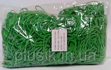 "Кольорова Гумка №80 ( зелена )*1,5 мм 1 кг ""Plast"" (1 пач.)"