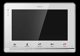 Видеодомофон Arny AVD-715M Белый