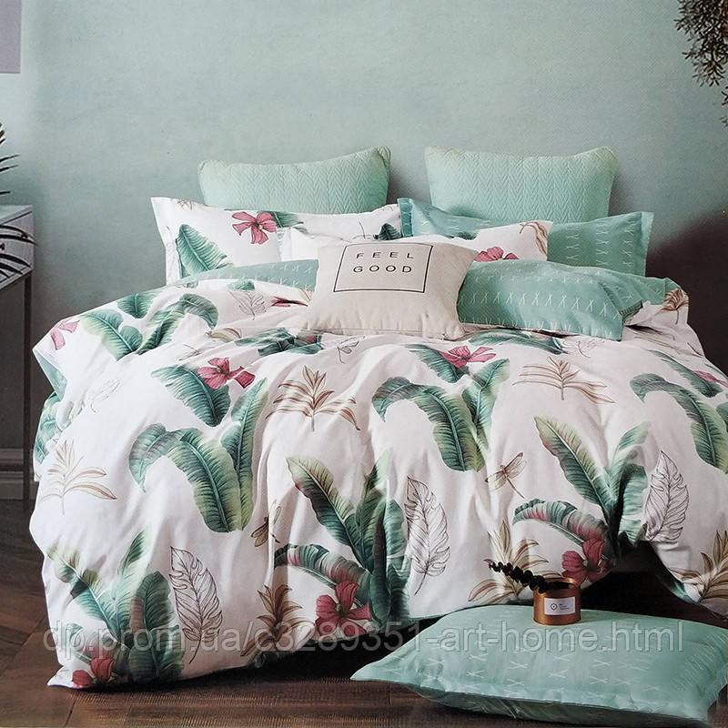 Комплект постельного белья полуторный Elway EW064