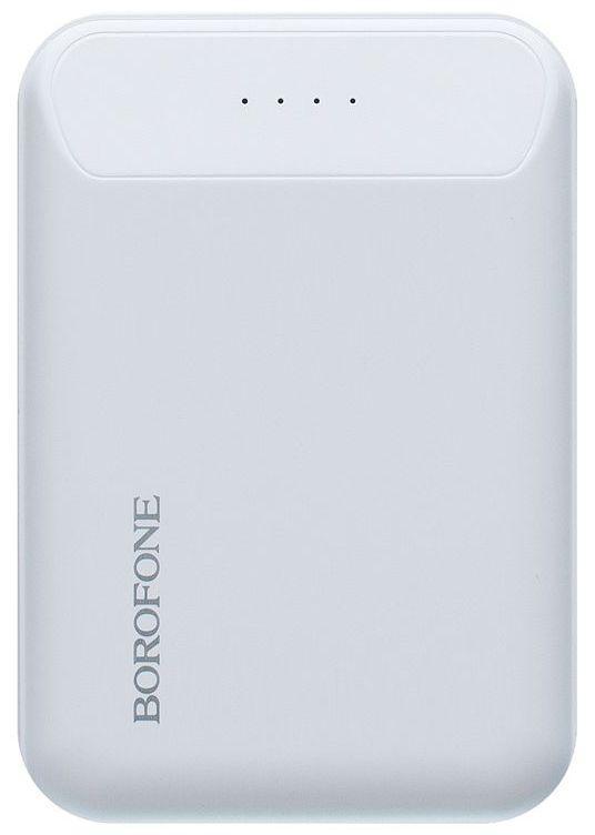 Повербанк Borofone BT17 10000 mAh White