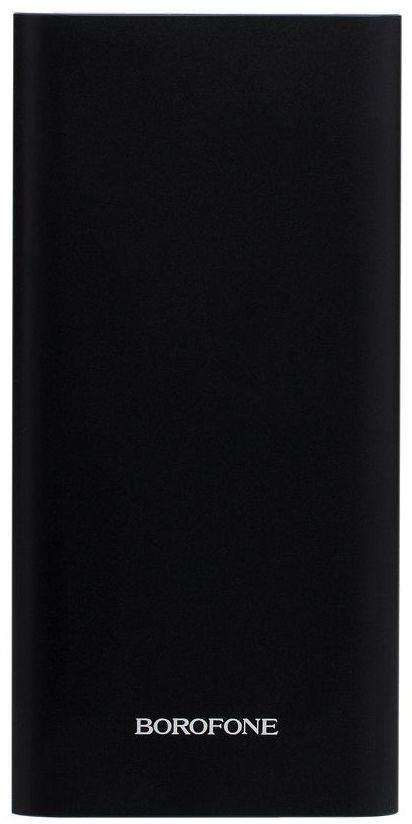 Зовнішній акумулятор Borofone BT19A 15000 mAh Black