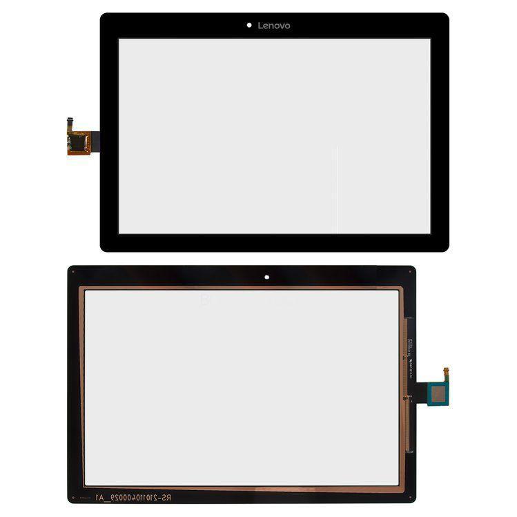 Сенсор (тачскрин) Lenovo Tab 2 10-30L LTE Black