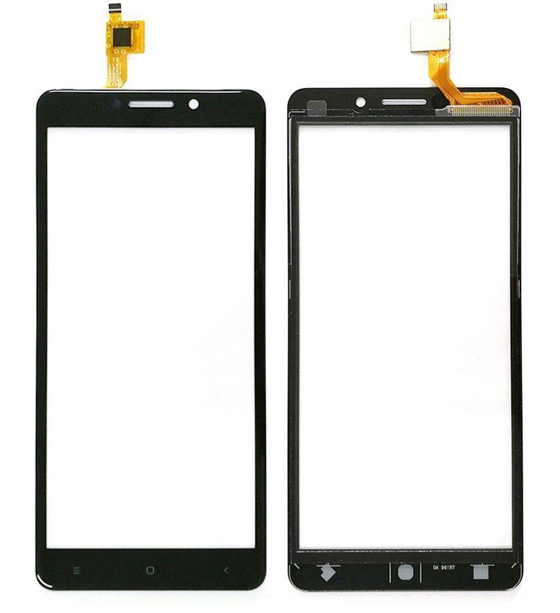 Сенсор (тачскрин) Oukitel C10 Pro Black