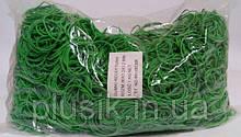 """Гумка для финсации грошей №30 ( зелена )*1,5 мм 1 кг """"Plast"""" (1 пач.)"""