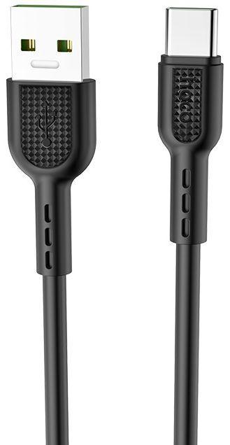 Кабель USB Hoco X33 Surge Type-C Cable Black