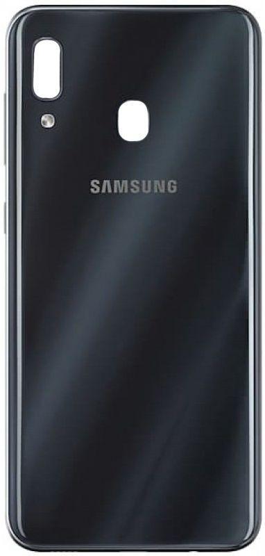 Задня кришка корпусу Samsung Galaxy A30 2019 A305 Black