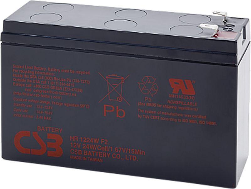 Акумуляторна батарея CSB 12V 6.5 Ah (HR1224WF2)