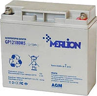 Акумуляторна батарея Merlion 12V 18Ah (GP1218M5)