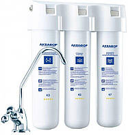 Проточный фильтр для воды Аквафор Кристалл