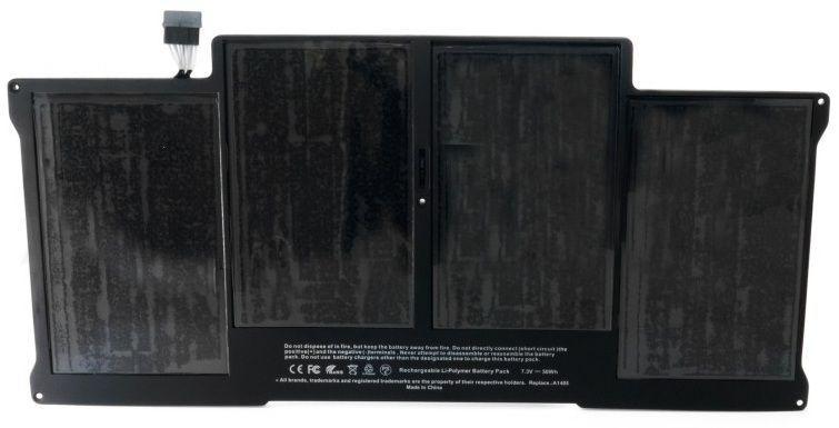 Аккумулятор для ноутбука Apple A1405 / 7.3V 6700mAh / BNA3995 ExtraDigital