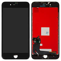 Дисплей (экран) для телефона Apple iPhone 8 Plus + Touchscreen with frame Black