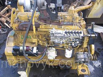 Ремонт двигуна c6121 (Caterpillar)