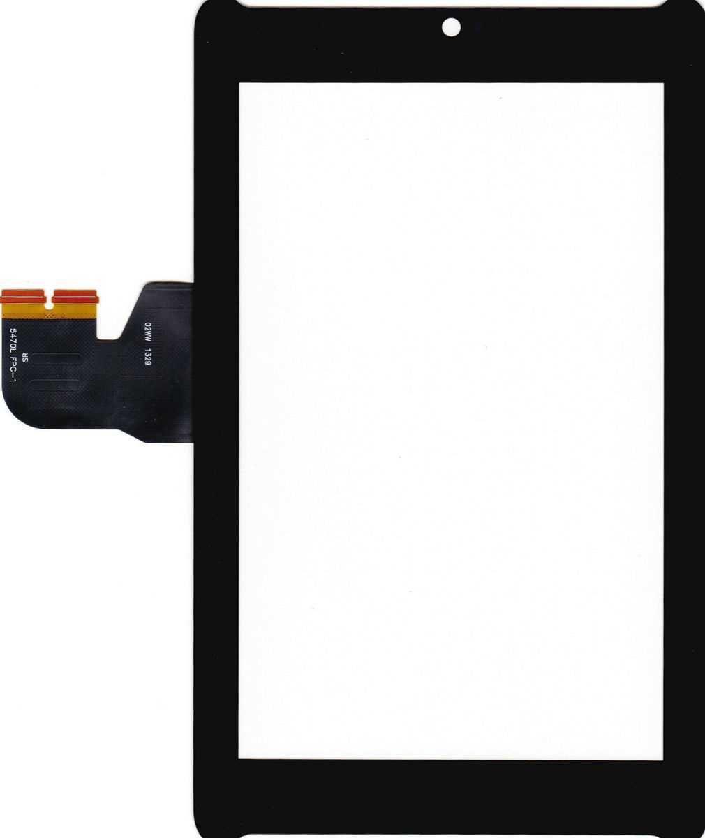 Сенсор (тачскрин) Asus Fonepad 7 ME372CL Black