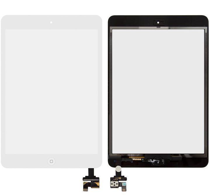 Сенсор (тачскрин) Apple iPad Mini (A1432, A1454, A1455), iPad Mini 2 Retina (A1489, A1490, A1491) (полный
