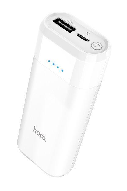 Повербанк Hoco B35A Entourag 5200 mAh White