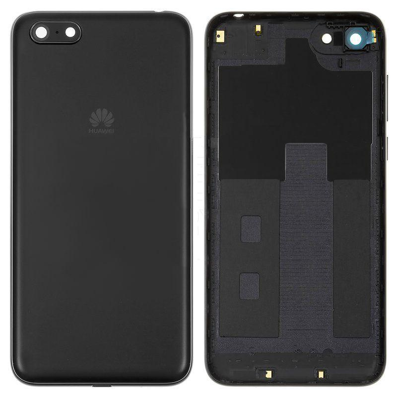 Задняя крышка корпуса Huawei Y5 (2018) / Y5 Prime (2018) Black