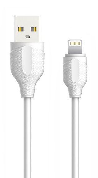Кабель USB Powermax Premium Lightning Cable White (PWRMXC1L)