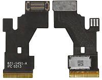 Шлейф Apple iPhone 5 для ремонта дисплея Original