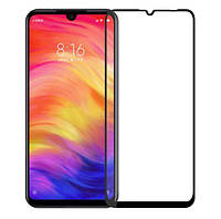 Защитное стекло BeCover 3D Full Cover Xiaomi Redmi Note 7, Redmi Note 7 Pro Black(703189)