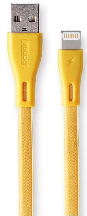 Кабель USB Remax Speed Pro USB Lightning Cable Gold (RC-090i)