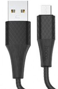 Кабель USB Hoco X32 Excellent Micro USB Cable (1m) black