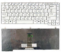 Клавиатура для ноутбука MSI S420 S425 S430 S450 белая