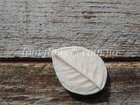 Молд Лист Розы мини М 3,5х2,6 см